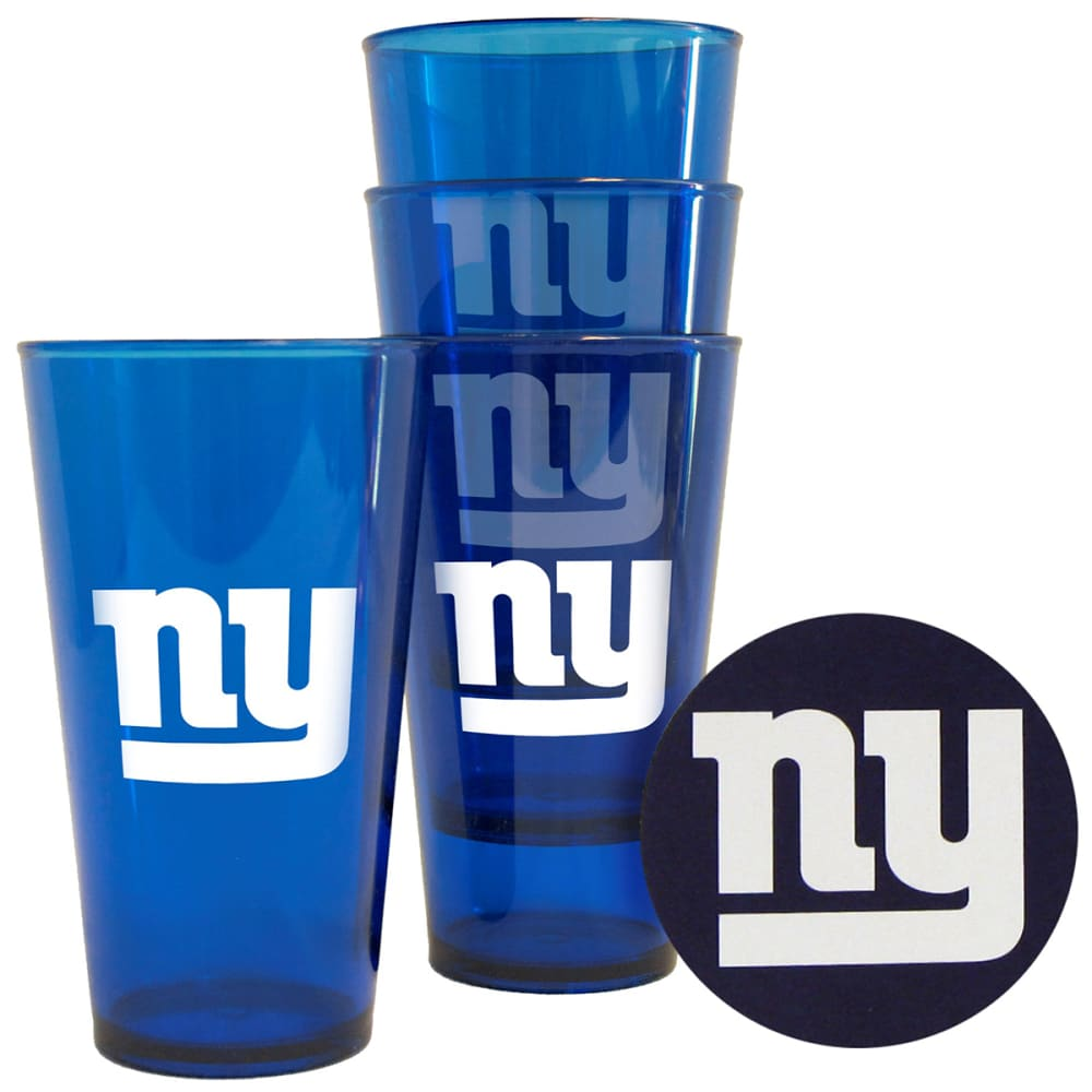 NEW YORK GIANTS Plastic Cup - ROYAL BLUE