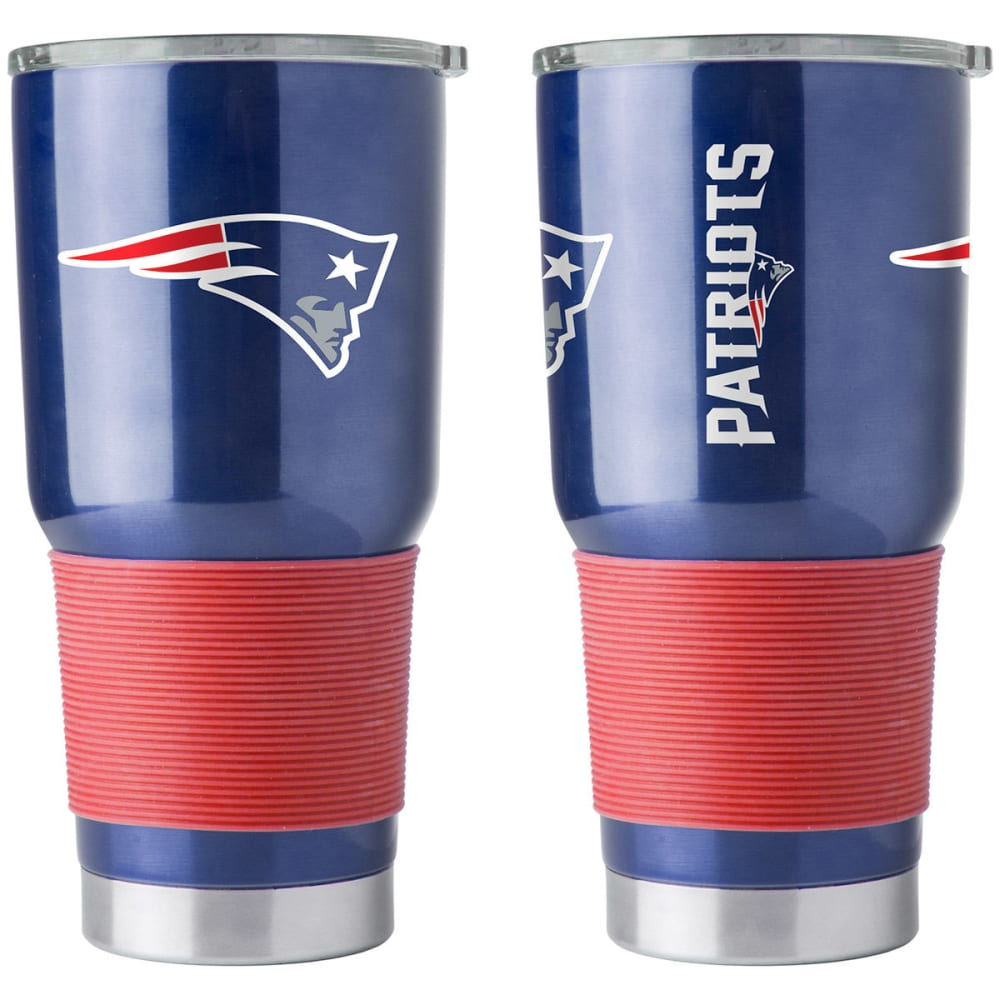 New England Patriots 30 Oz. Ultra Tumbler - Blue, 1 SIZE