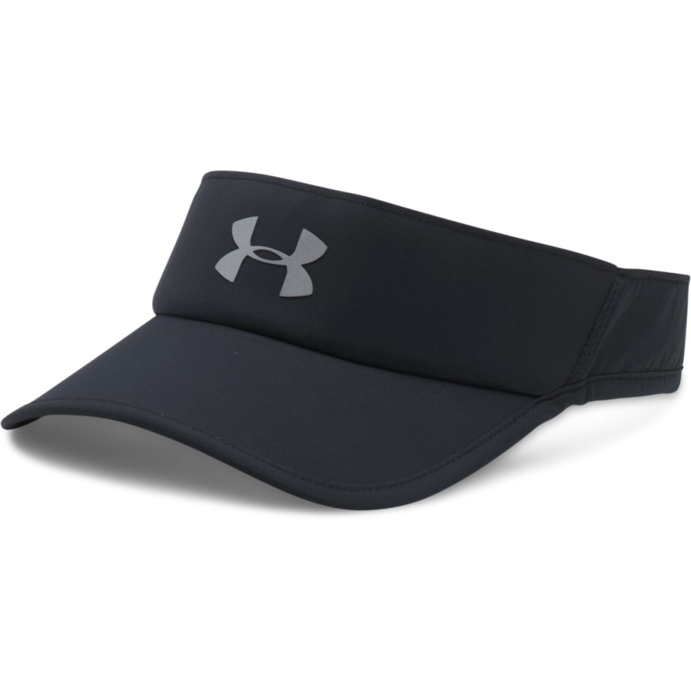 UNDER ARMOUR Men's Shadow 4.0 Running Visor - BLACK-001