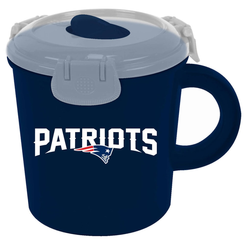 NEW ENGLAND PATRIOTS' 23 oz. Soup Mug - NAVY
