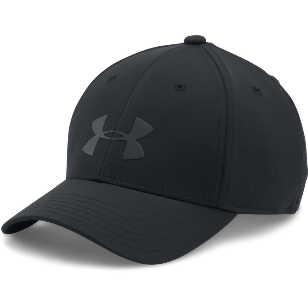 UNDER ARMOUR Boys' Headline 2.0 Cap - BLK/GRAPHITE/BLK-001