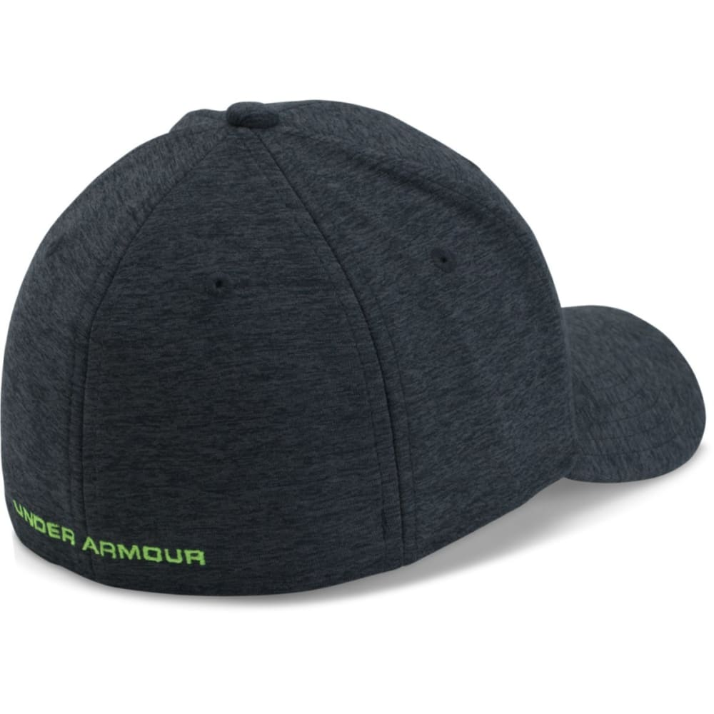 UNDER ARMOUR Boys' Twist Closer Cap - 008-STEALTHGREY