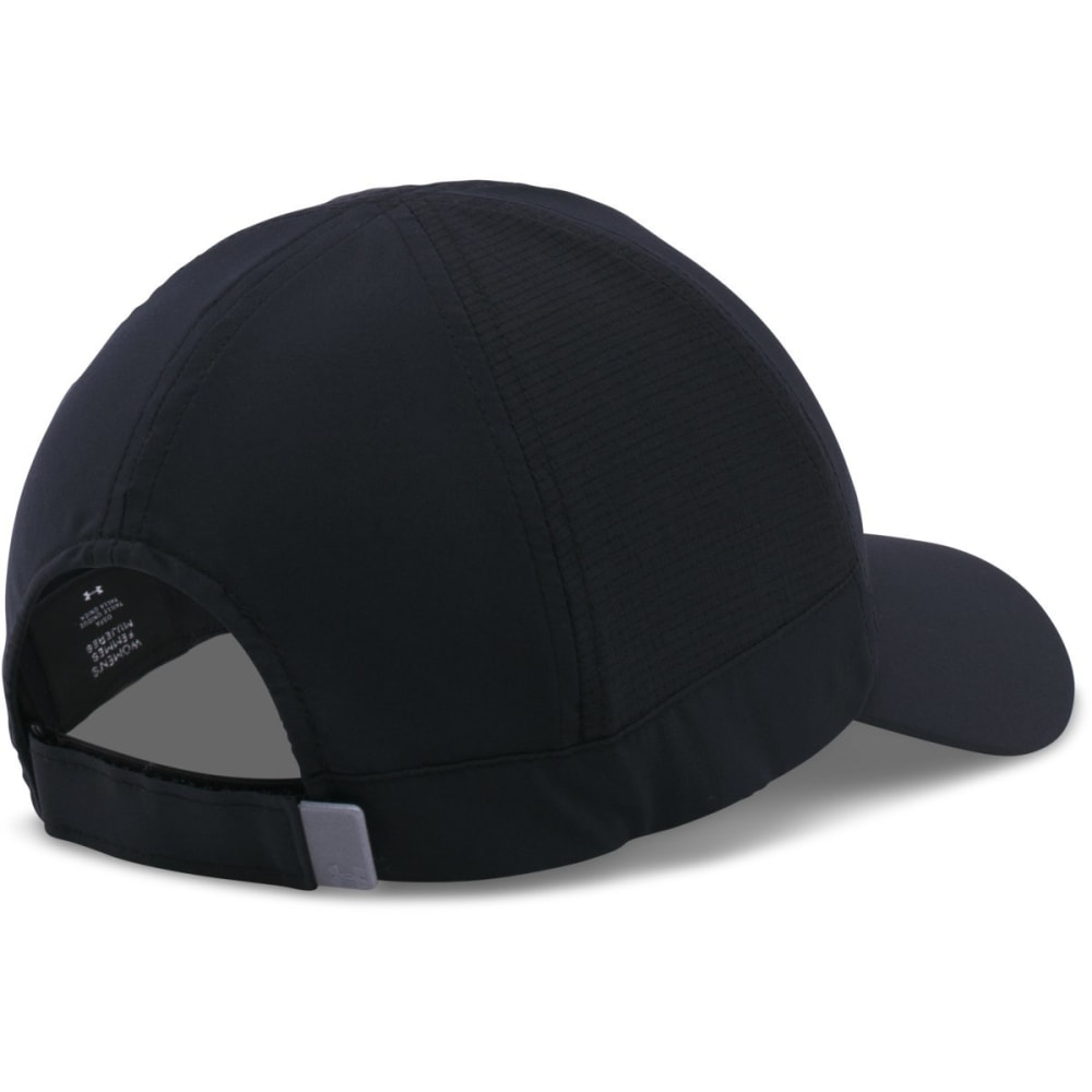 """UNDER ARMOUR Women's Fly-By ArmourVent""""¢ Cap - BLACK-001"""
