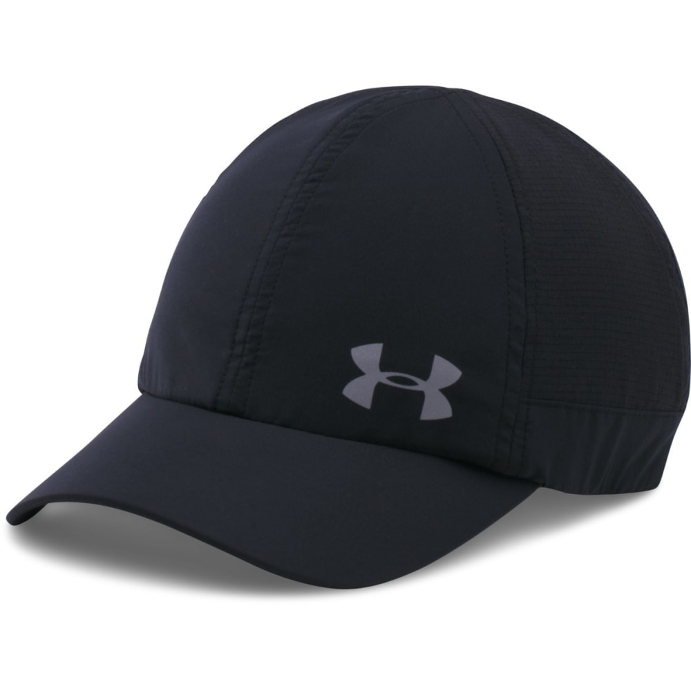 "UNDER ARMOUR Women's Fly-By ArmourVent""¢ Cap - BLACK-001"