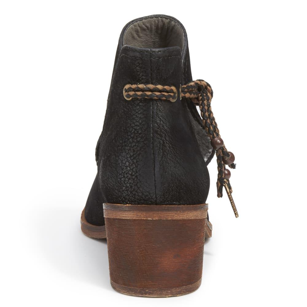 GROOVE Women's Calli Booties - BLACK