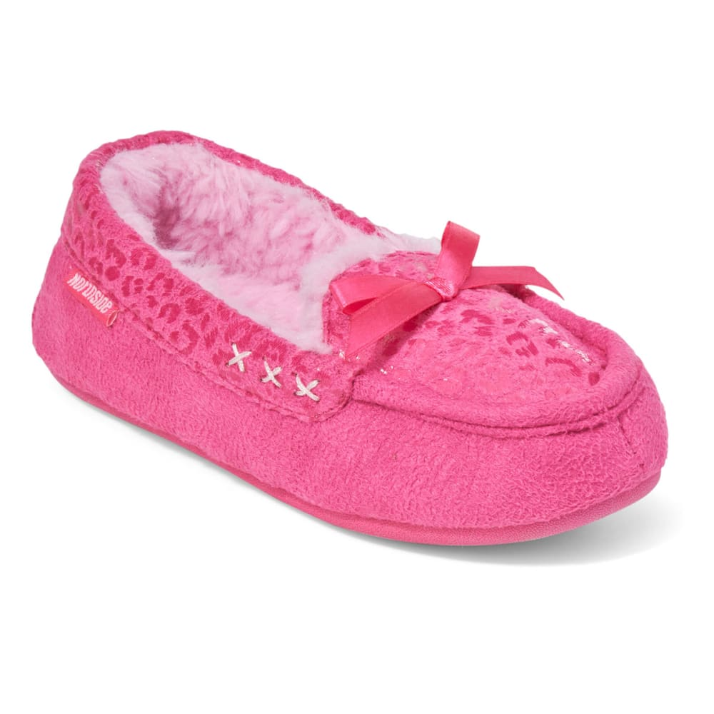 NORTHSIDE Girls' Janine Slippers - FUSHIA