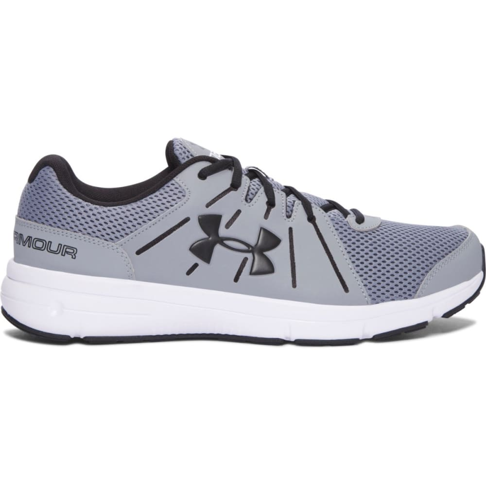 UNDER ARMOUR Men's Dash RN 2 Running Shoes - GREY