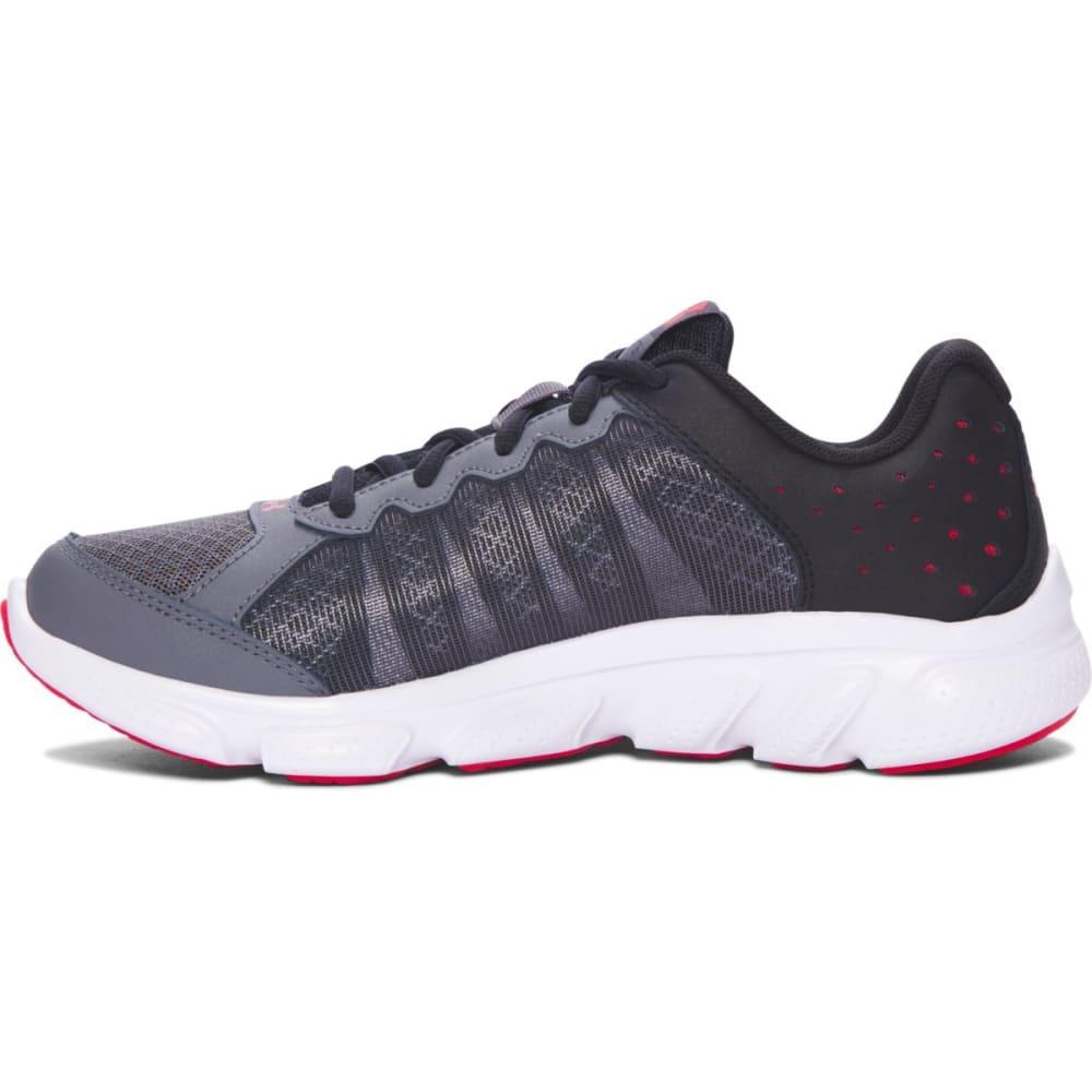 UNDER ARMOUR Boys' Grade School Micro G Assert 6 Shoes - RHINO