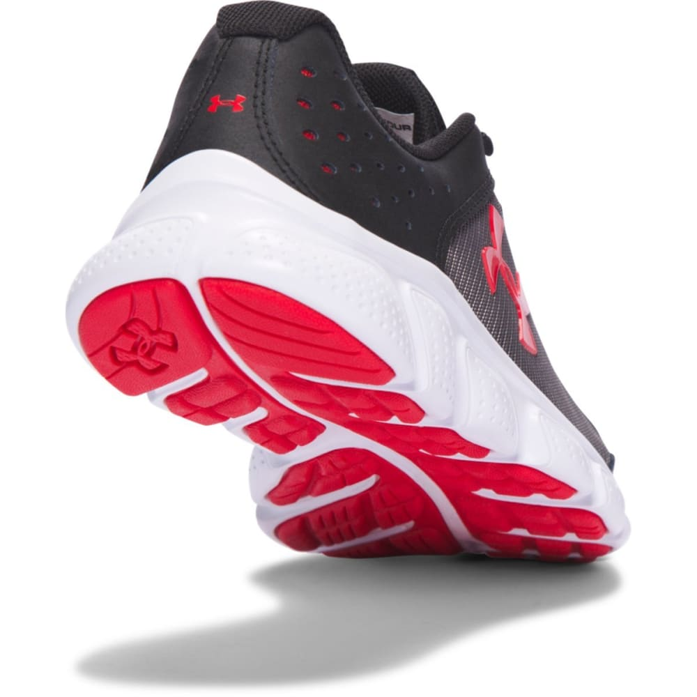 UNDER ARMOUR Boys' Preschool Micro G Assert 6 Shoes - RHINO