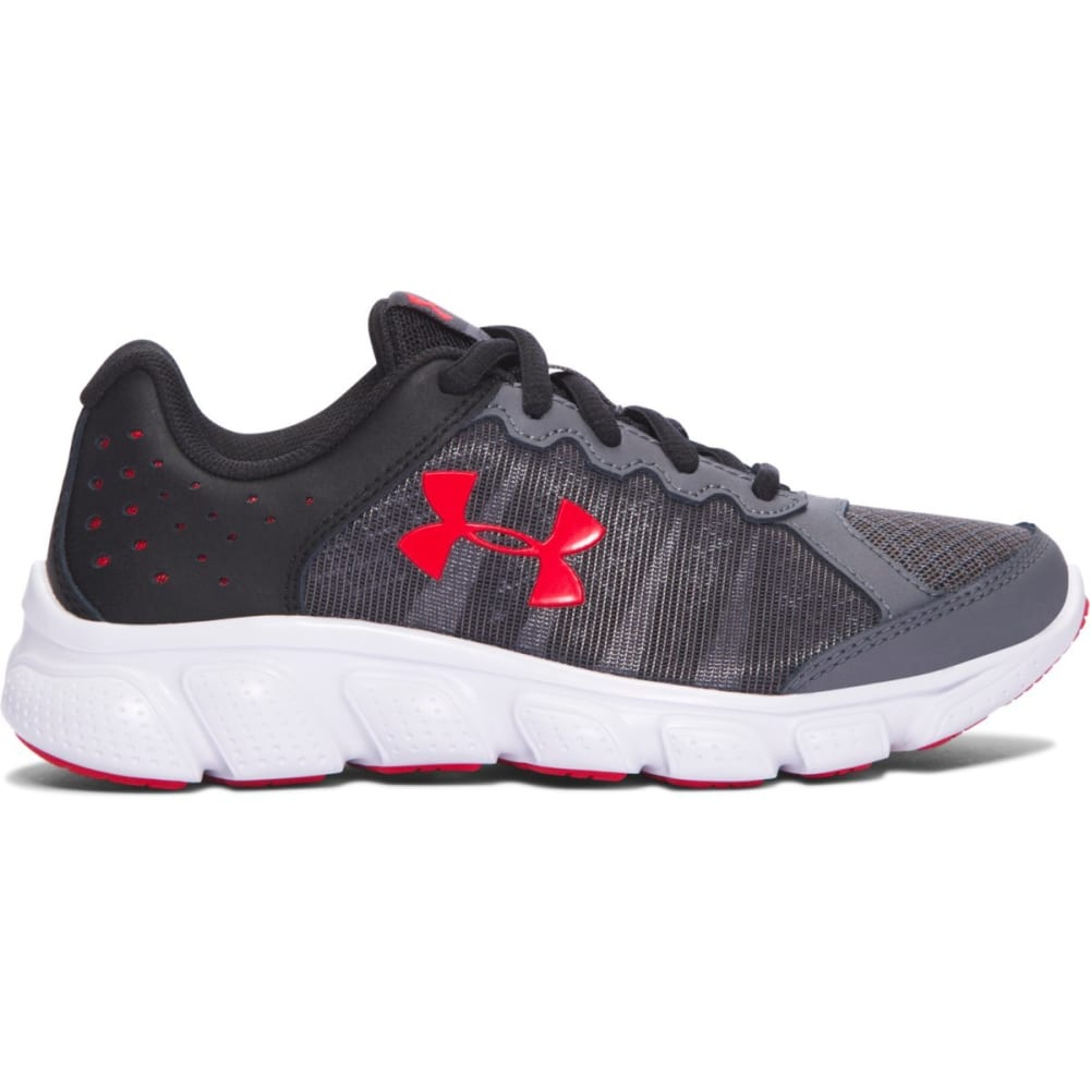 UNDER ARMOUR Boys' Preschool Micro G Assert 6 Shoes - RHINO