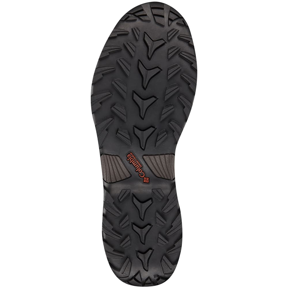 COLUMBIA Men's Newton Ridge Plus II Hiking Boots, Mud - MUD