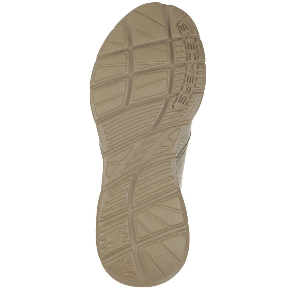 SKECHERS Men's Relaxed Fit: Glides – Adamant Shoes - TAUPE