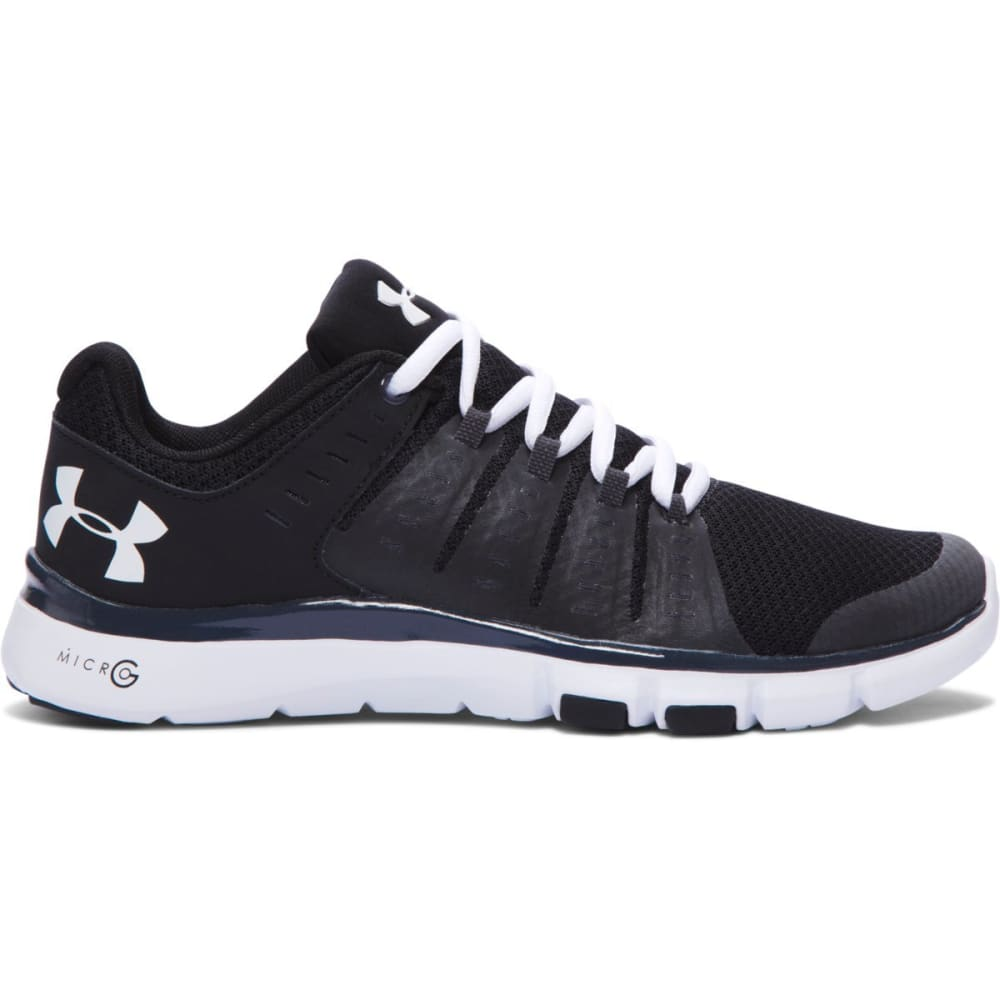 UNDER ARMOUR Women's Micro G Limitless 2 Training Shoes, Black - BLK/GRY/WHT