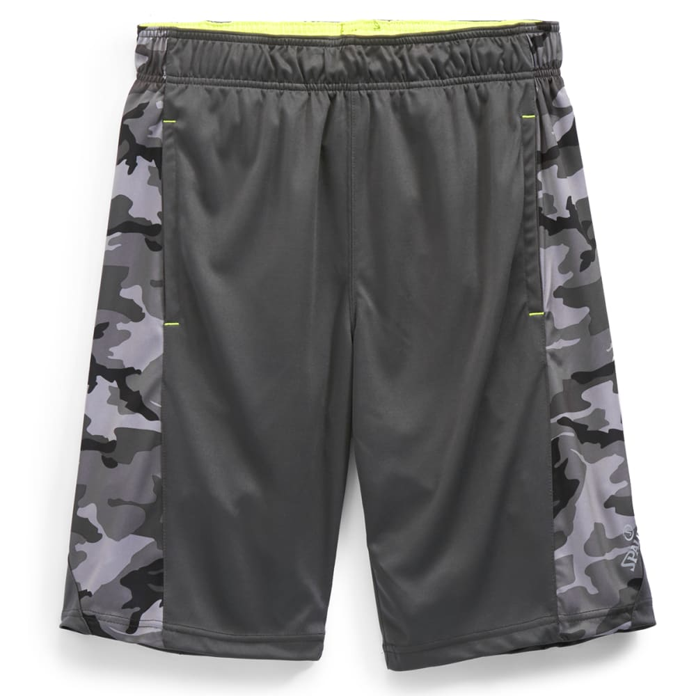 SPALDING Men's Camo Basketball Shorts - S915416-234