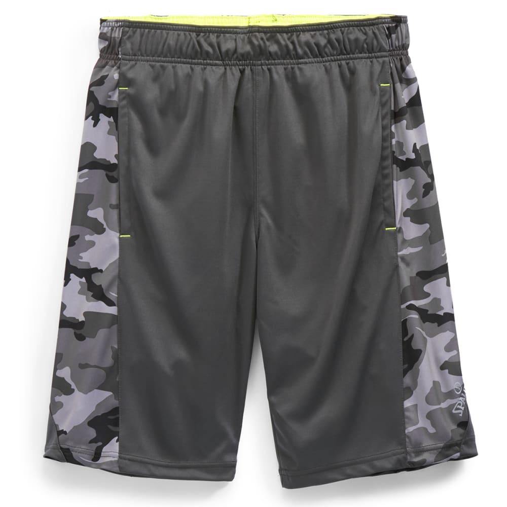 SPALDING Men's Camo Basketball Shorts - S915416-234