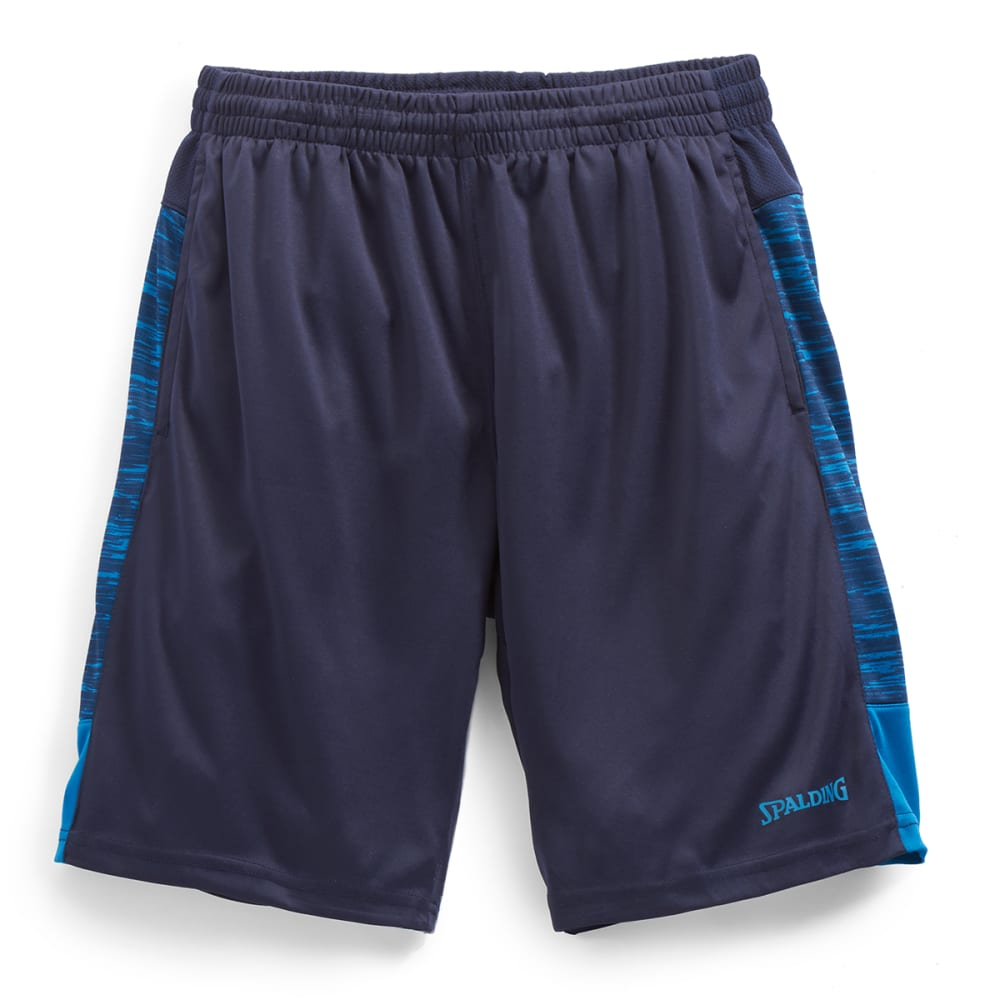 SPALDING Men's Interspace Basketball Shorts - S918446-471