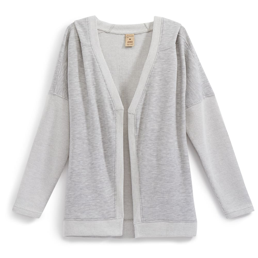 BALANCE COLLECTION BY MARIKA Women's Collette Cardigan - HEATHER GREY-626