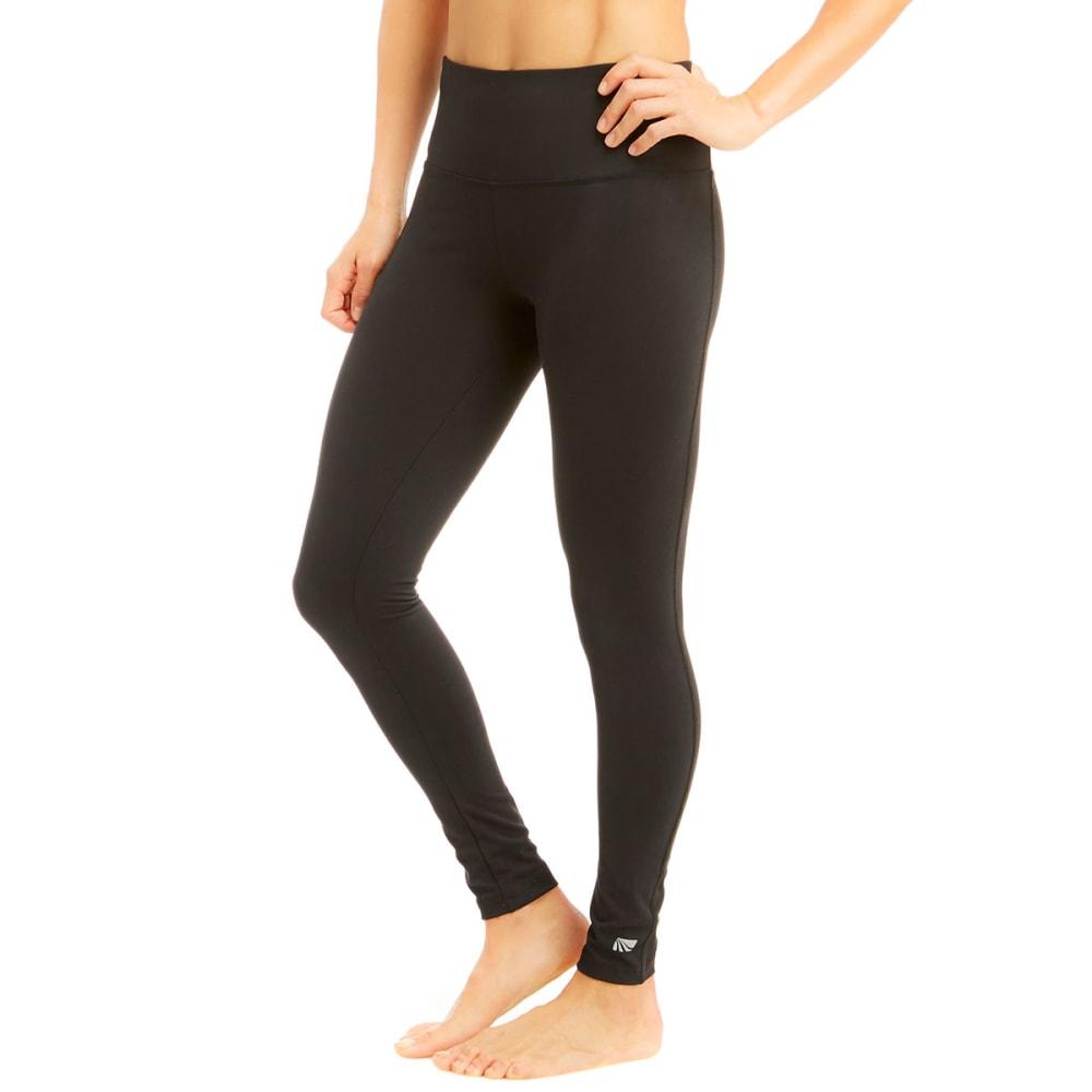 MARIKA Women's Olivia High-Rise Tummy Control Leggings - BLACK-001