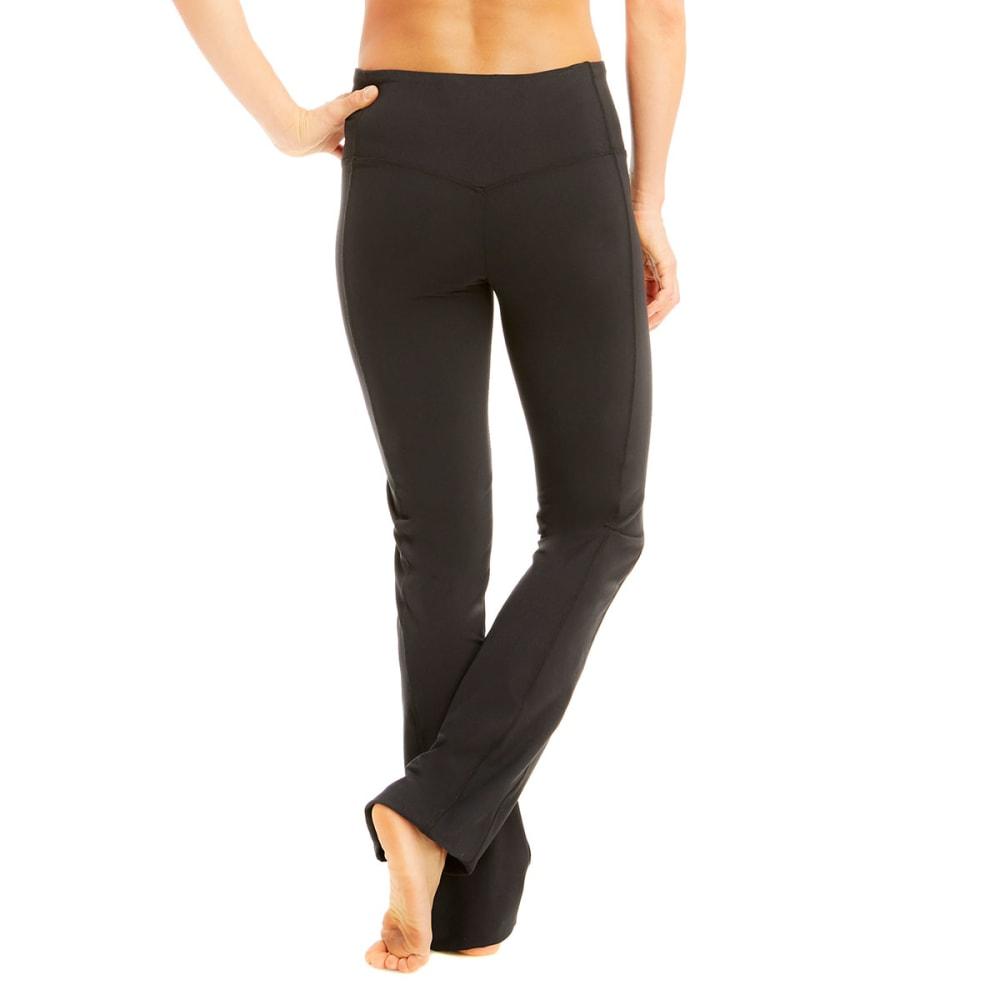 MARIKA Women's Sophia High-Rise Tummy Control Slim Boot Pants - BLACK-001
