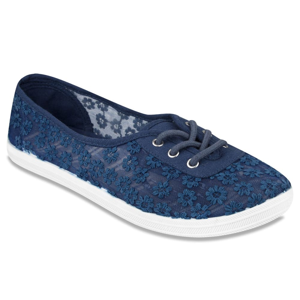 SUGAR Women's Sampson Sneakers - NAVY