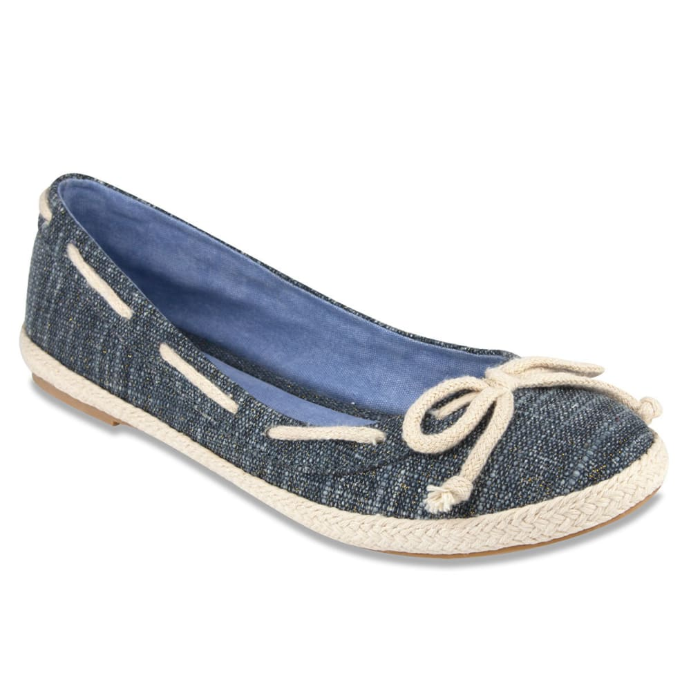 SUGAR Women's Alad Flats - NAVY
