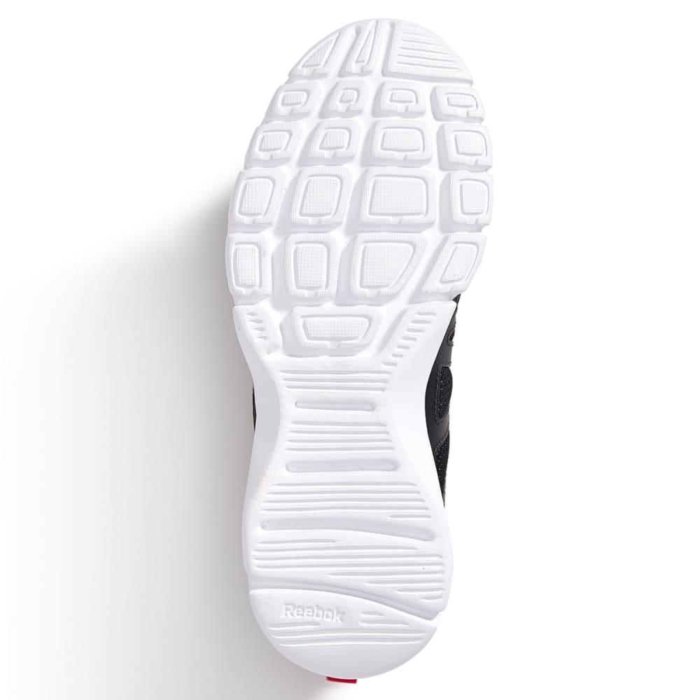 REEBOK Women's Trainfusion Nine 2.0 Sneakers - COAL/PINK CRAZE
