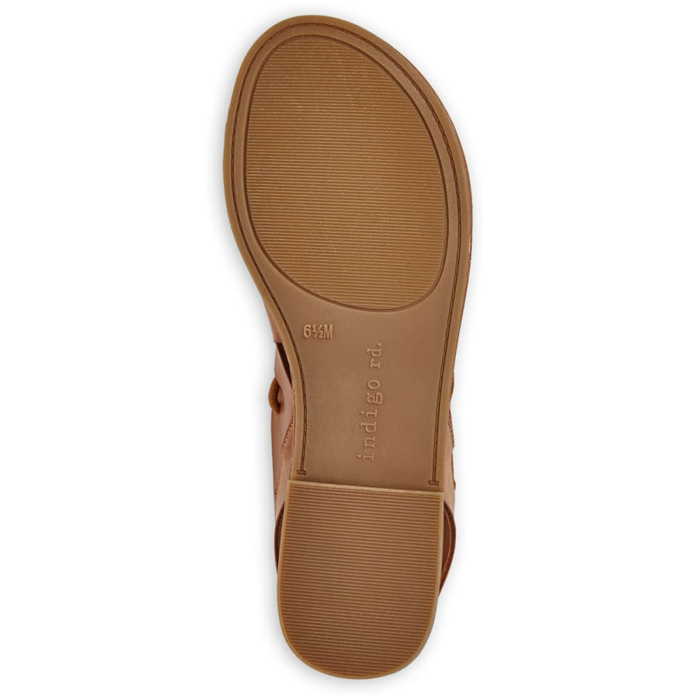 INDIGO RD Women's Bardot Gladiator Sandals - SAND DUNE