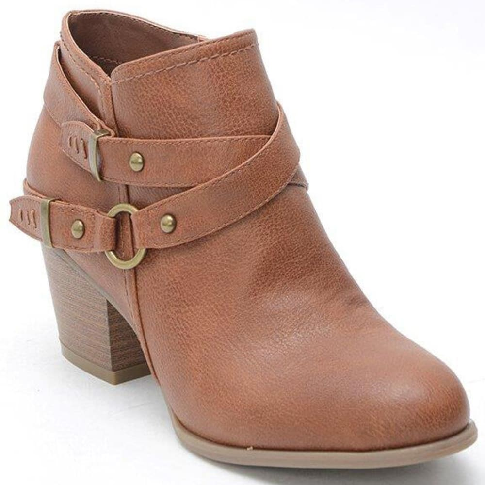 INDIGO RD Women's Slaire Booties - TAN