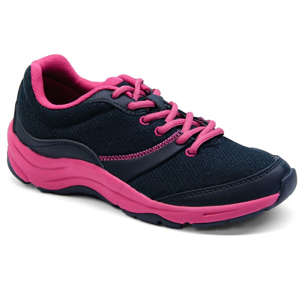 VIONIC Women's Kona Walking Shoes - BLACK
