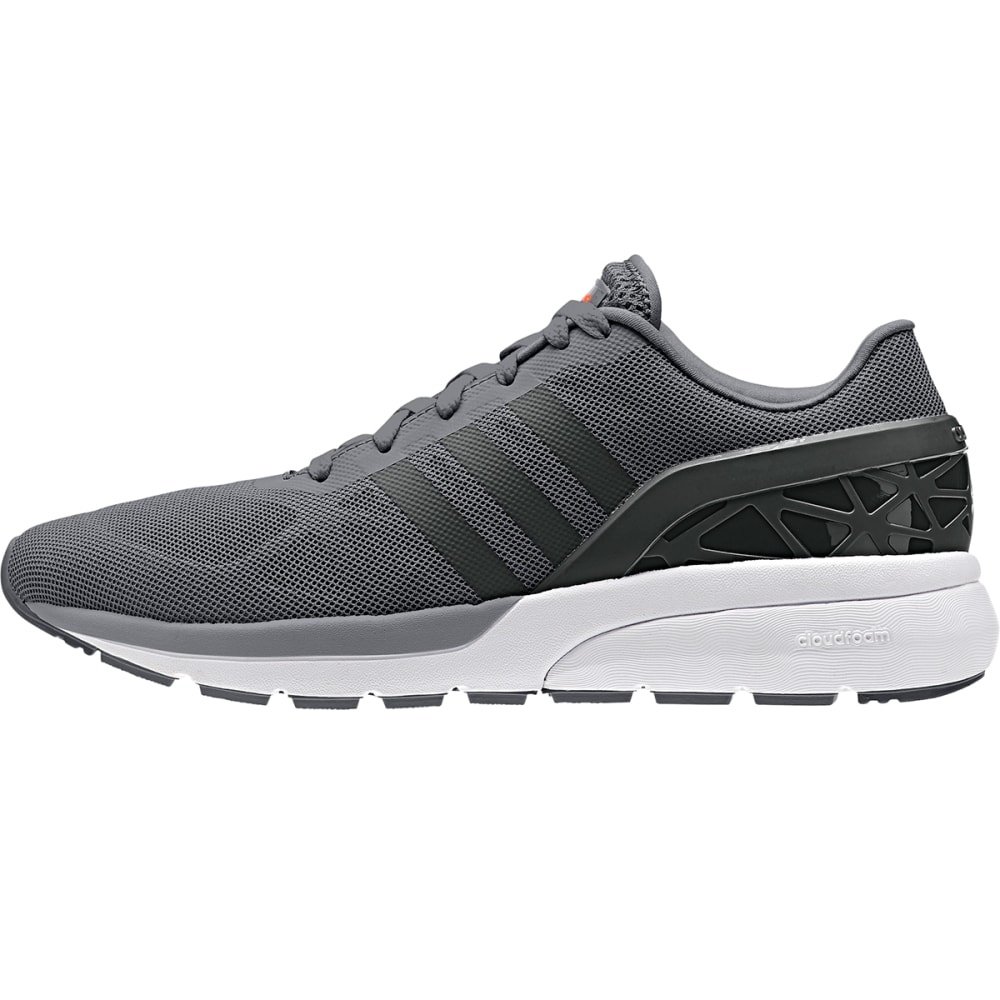 ADIDAS Men's Cloudfoam Flow Sneakers - GREY