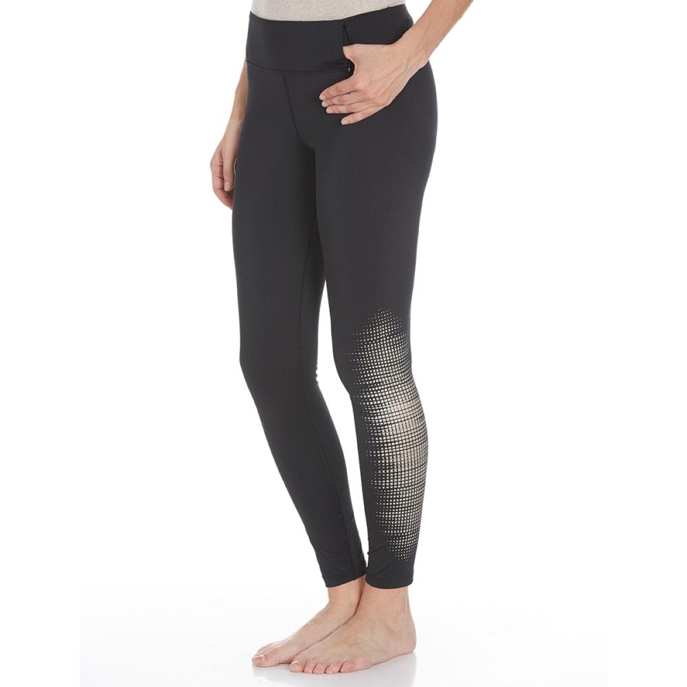 MARIKA Women's Jordan Luminous Leggings - BLACK/GREY-001