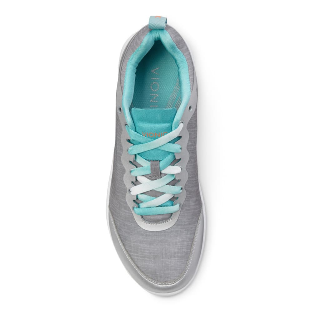 VIONIC Women's Fyn Active Sneakers - GREY