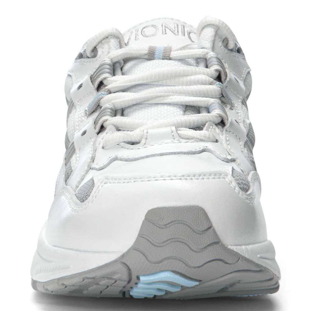 VIONIC Women's Walker Classic Sneakers - WHITE/BLUE
