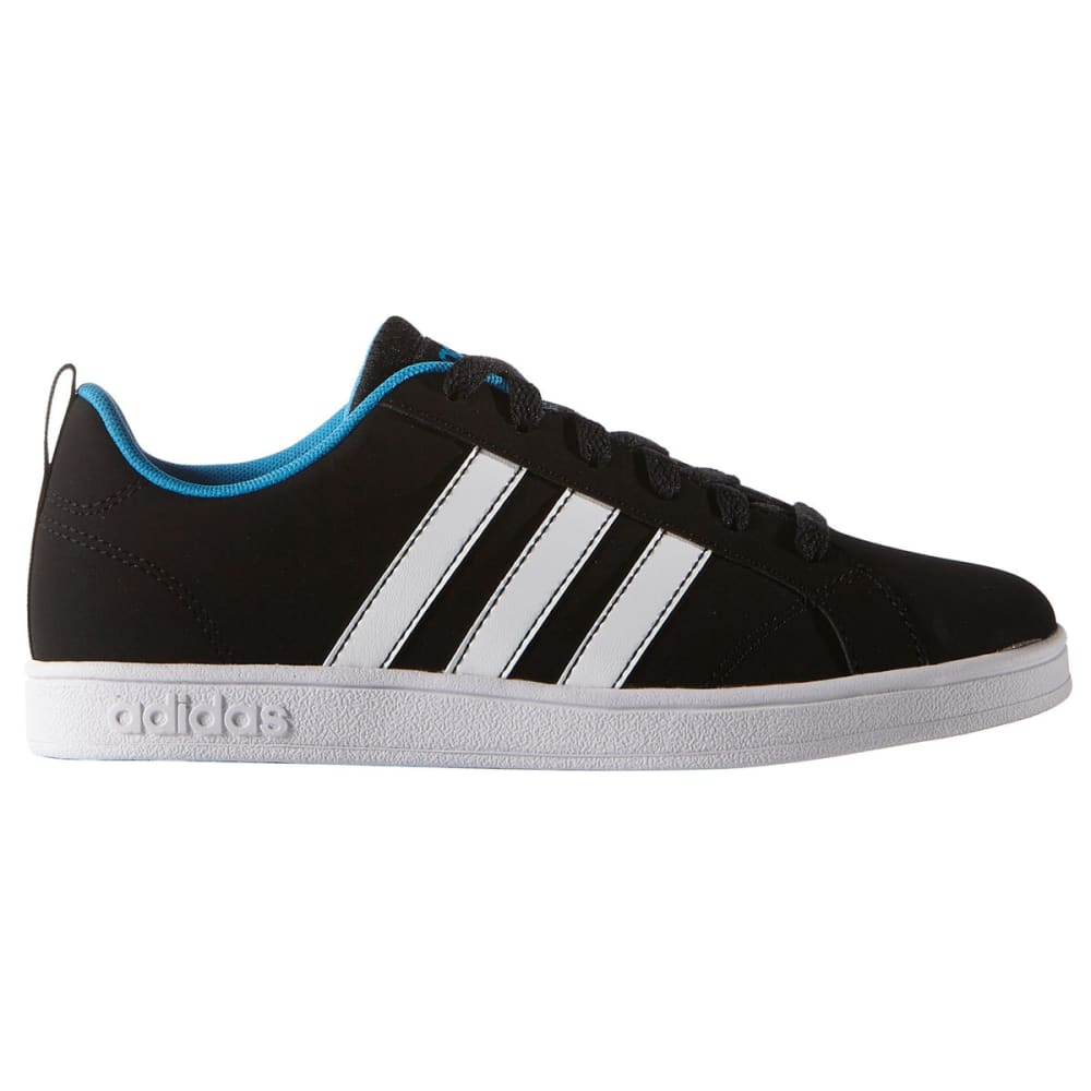 Adidas Boys Advantage Vs Sneakers - Black, 5
