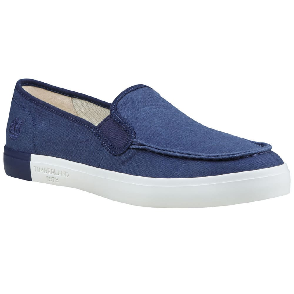 TIMBERLAND Men's Newport Bay Slip-On Shoes - NAVY