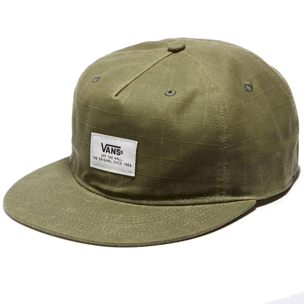 VANS Guys' Swinley Unstructured Cap - GRAPE LEAF
