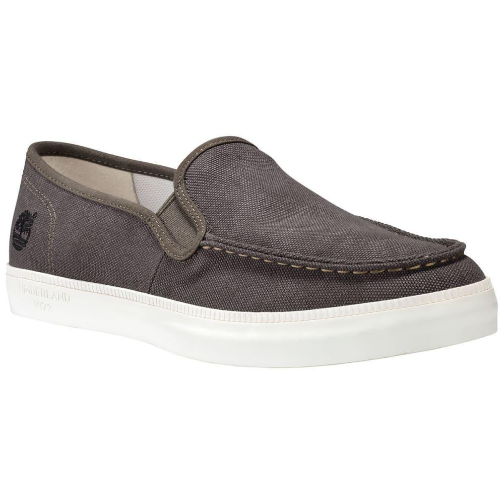 TIMBERLAND Men's Newport Bay Slip-On Shoes - OLIVE