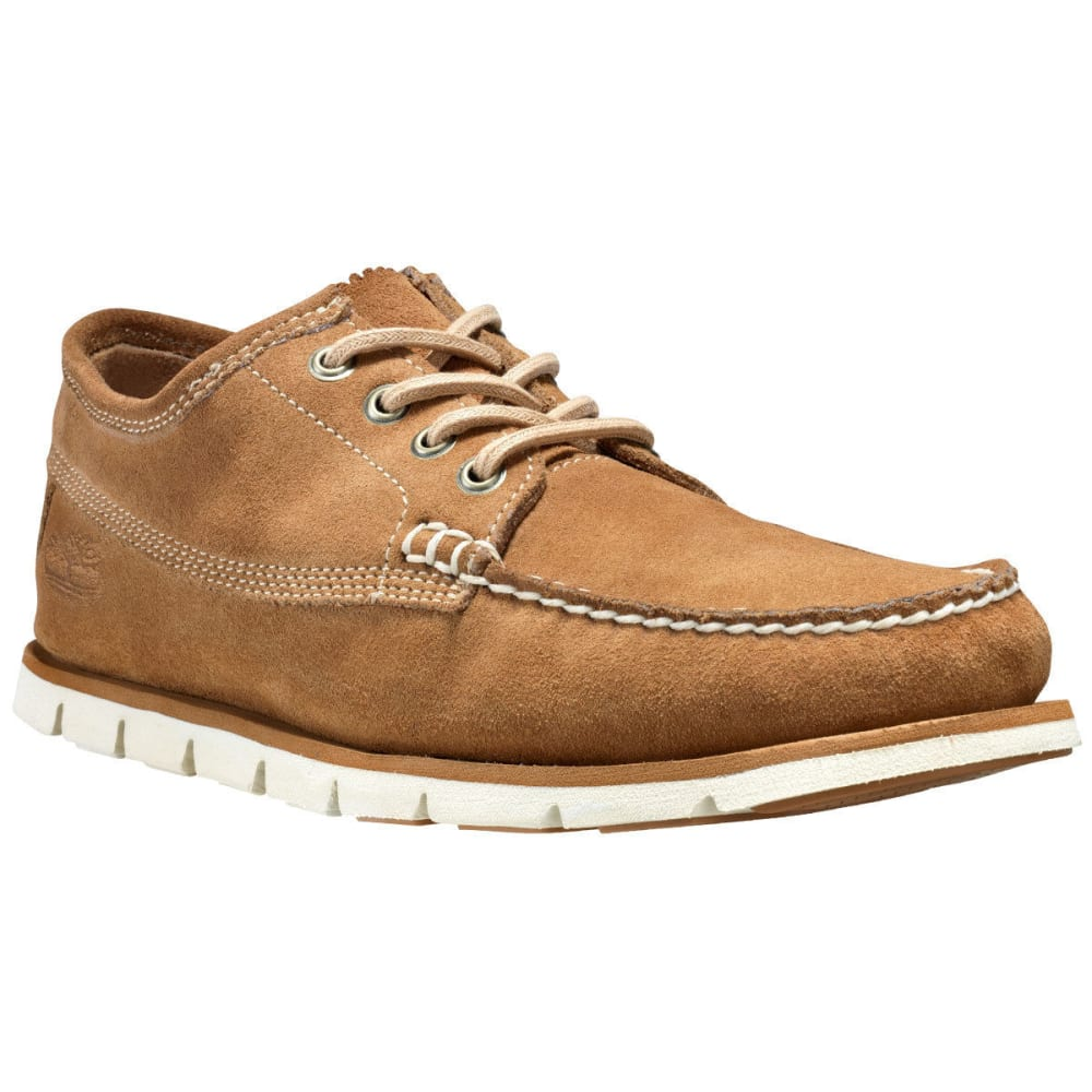 TIMBERLAND Men's Tidelands Ranger Moc Shoes - MED BROWN