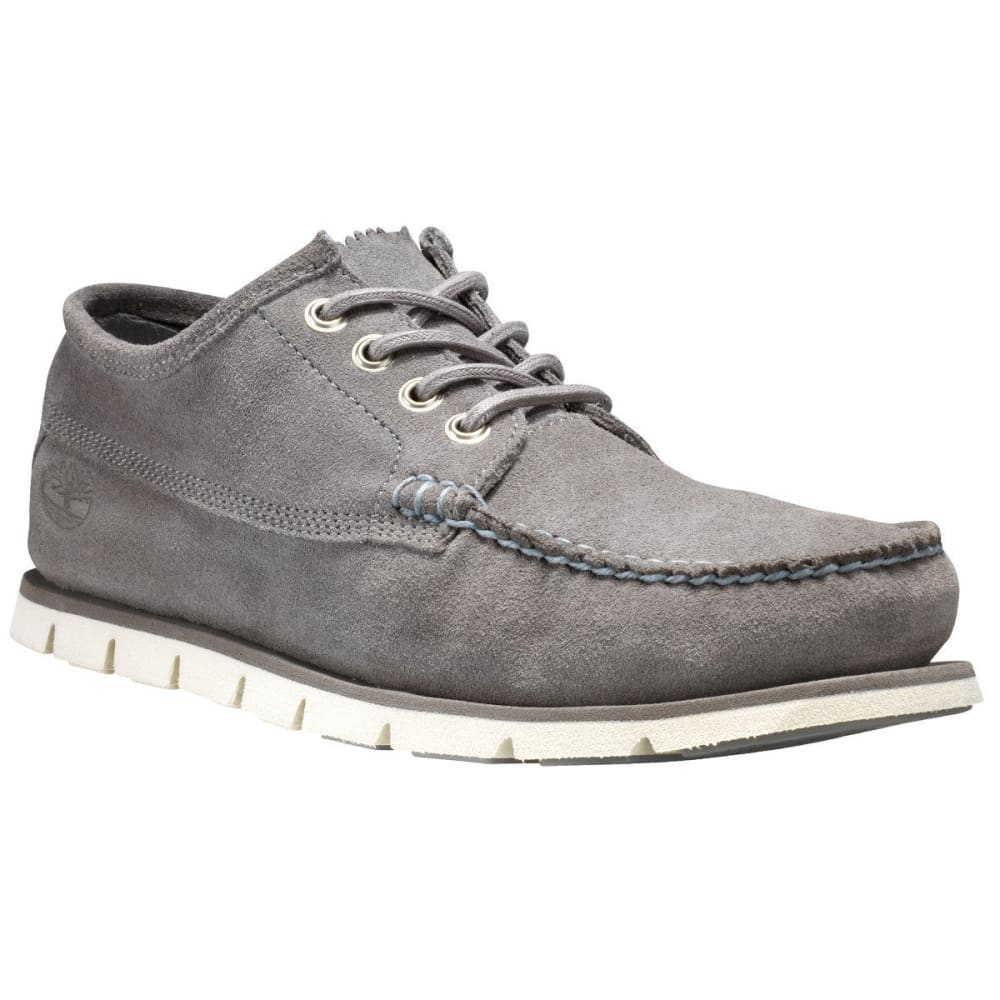TIMBERLAND Men's Tidelands Ranger Moc Shoes, Medium Grey - MED GREY