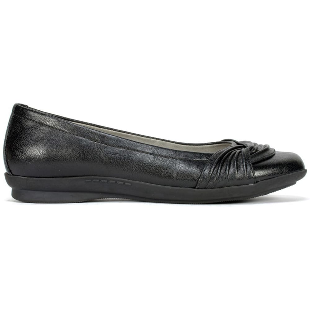 CLIFFS Women's Hilt Flats - BLACK