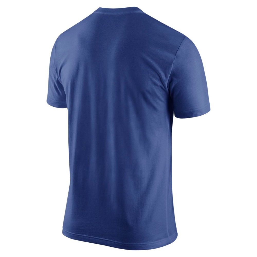 NIKE Men's Amazin Local Phrase Short-Sleeve Tee - ROYAL BLUE