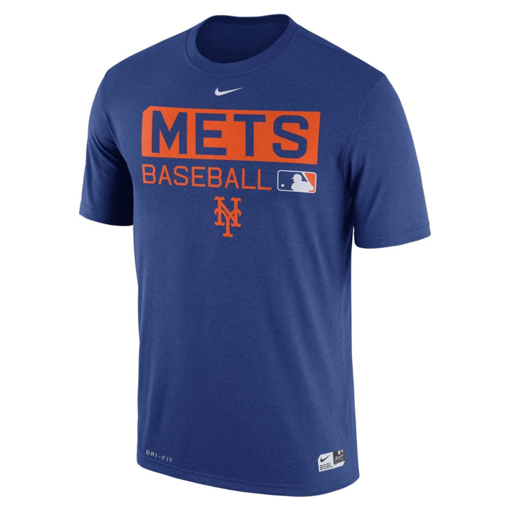 NIKE Men's New York Mets Legend Short-Sleeve Tee L
