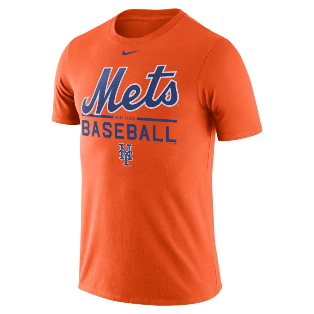 NIKE Men's New York Mets Practice Short-Sleeve Tee M
