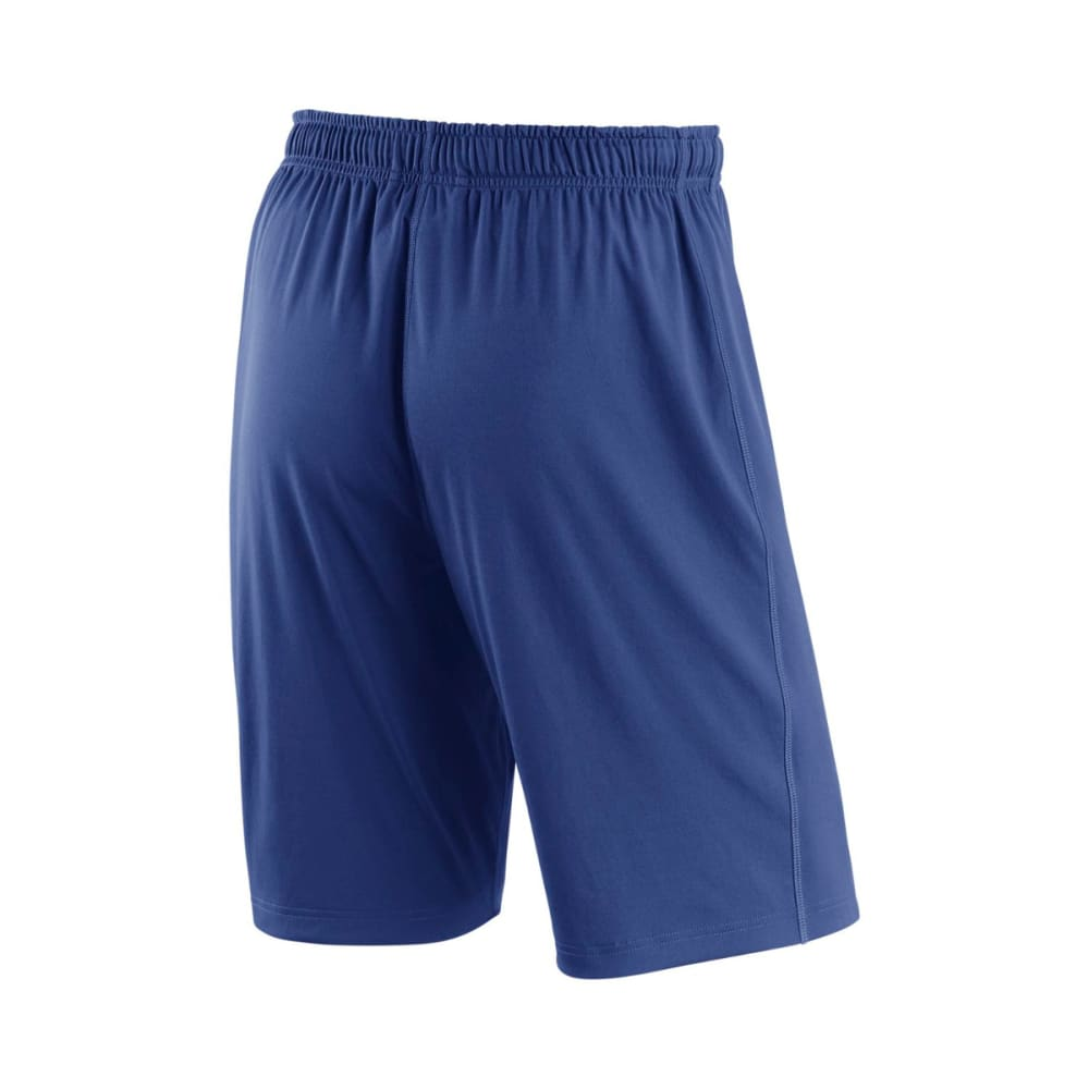 NIKE Men's 10 in. New York Mets Dry Fly Shorts - ROYAL BLUE