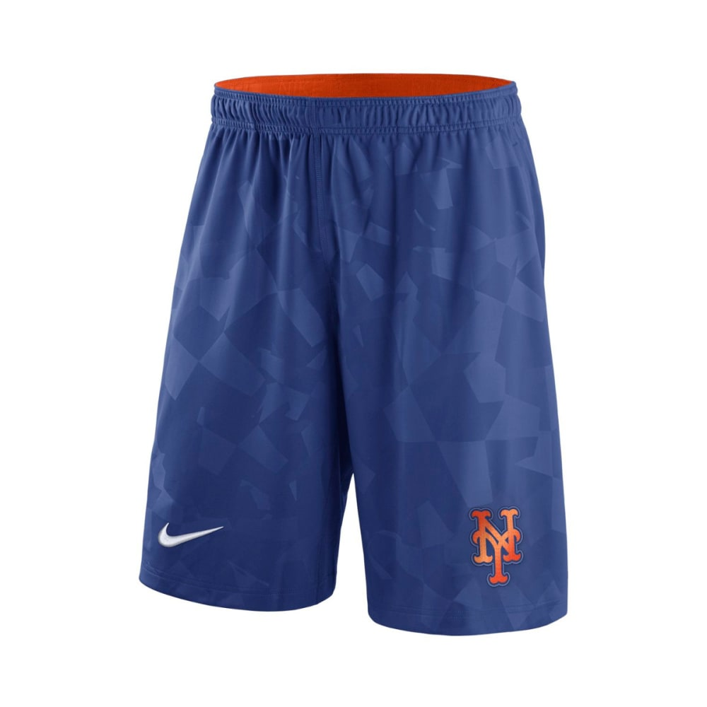 NIKE Men's New York Mets GM Knit Shorts S
