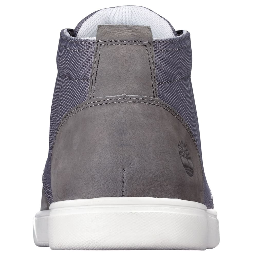 TIMBERLAND Men's Groveton Chukka Shoes, Grey - MED GREY
