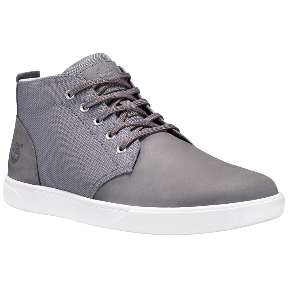Timberland Men's Groveton Chukka Shoes, Grey