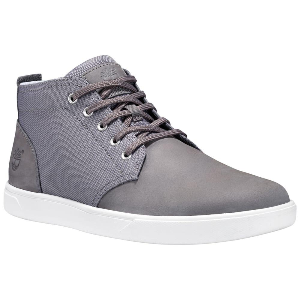 TIMBERLAND Men's Groveton Chukka Shoes, Grey - MED GREY