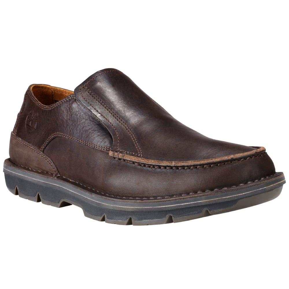 TIMBERLAND Men's Coltin Slip-On Shoes, Dark Brown 7.5