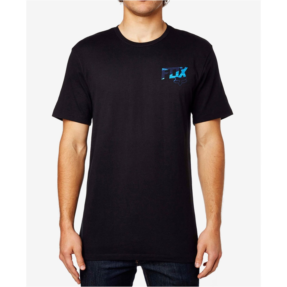 FOX Guys' Dirt Burn Graphic Tee - BLACK